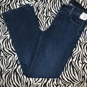 J-Brand mid rise cropped boot cut 24 / 2